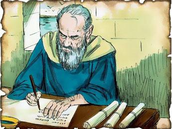 Dans ses lettres aux Corinthiens, il déclare : « En effet, puisqu'il y a parmi vous de la jalousie, des disputes [et des divisions], n'êtes-vous pas dirigés par votre nature propre et ne vous conduisez-vous pas d'une manière tout humaine ?