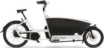 Urban Arrow e-Cargobike und Lastenvelo Family 2021