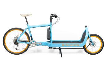 IBEX Bully Cargo e-Bikes und Lastenvelos 2017