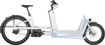 Bergamont Cargobike und Lastenvelo mit Elektromotor E-Cargoville LJ Expert