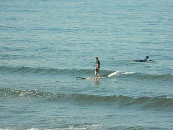 小波でしたがロングやファンは遊べてました。