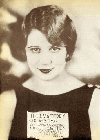 thelma terry-mujeres en el jazz clasico