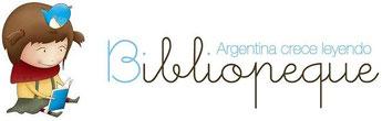 Imagen de la web argentina Bibliopeque