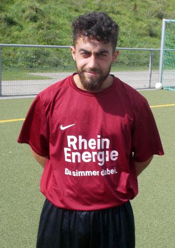 Zweifacher Torschütze: Achref Baccara