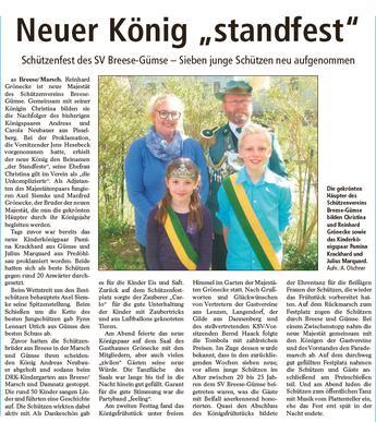 Elbe-Jeetzel-Zeitung 25. Mai 2016