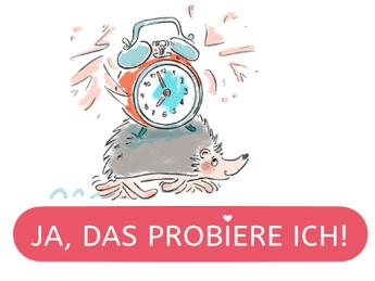 EIN NOTIZBUCH ANFANGEN | WIE SCHAFFE ICH DAS? - DER MINILEITFADEN, MIT DEM DU DEINEN AUSREDEN AUF DIE SCHLICHE KOMMST! - NOTIZBUCHLIEBE FÜR ANFÄNGER & FORTGESCHRITTENE - Judith Ganter - Illustration Hamburg