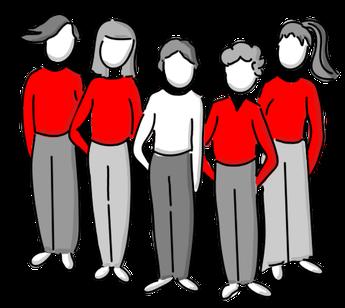 Teamentwicklung, Teamtraining, virtuelle Teams, Interkulturelle Kompetenzen, Claudia Karrasch, Seminar, Training, Coaching, Schulung, Praxistraining, Webinar, Online-Training, Blended Learning, Bonn, b