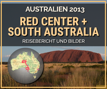 Red Center, Sydney, Alice Springs, Uluru, Ayers Rock, Olgas, Katatjuta, Kata Tjuta, Mount Connor, Rainbow Valley, Kings Canyon, West Mc Donnell Ranges, Stuart Highway, Sout Australia, Coober Pedy, Eyre Peninsula, Kangaroo Island, Adelaide, Baird Bay,
