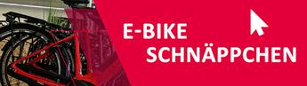 e-Bike Schnäppchen