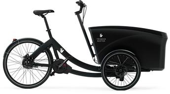 Triobike Boxter E Lasten e-Bike / Cargo e-Bike 2018