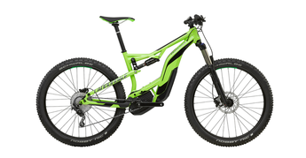 Cannondale e-Mountainbike Moterra 3