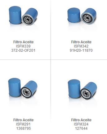 filtros aceite partes refacciones accesorios montacargas mexico