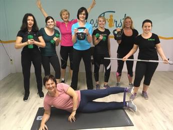 Ladies First Hamm: Unsere Ladies beim CrossFit