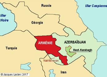 Arménie actuelle
