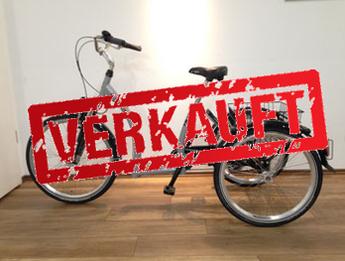 Pfau-Tec Special Dreiräder und Elektro-Dreiräder Schnäppchen gebraucht günstig kaufen im Dreirad-Zentrum Braunschweig