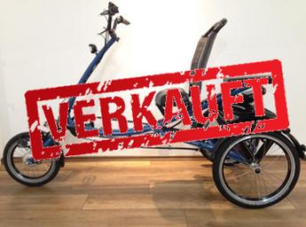 Pfau-Tec Scootertrike ANS Dreiräder und Elektro-Dreiräder Schnäppchen gebraucht günstig kaufen im Dreirad-Zentrum Braunschweig
