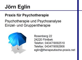Praxis für Psychotherapie Flintbek