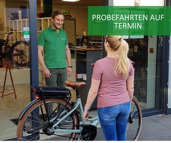 e-Bike Probefahrten in Olten