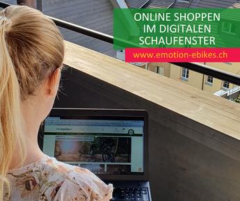 Online Shoppen in Olten