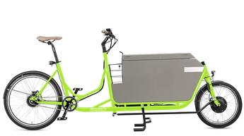 Radkutsche Rapid Nuvinci e-Cargobike / Lastenvelo in Dietikon
