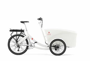 Triobike Boxter E - Cargobike - 2019