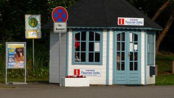 Die Touristen-Information in Cuxhaven-Berensch