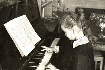 1 класс музыкальной школы п. Чкаловский Московской области