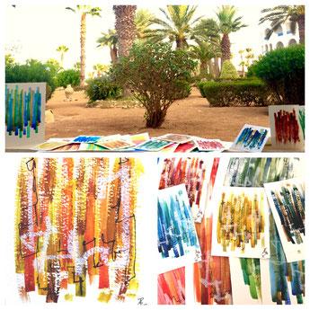 Djerba Edition, Tunesien, Mittelmeerwasser, Salzwasser