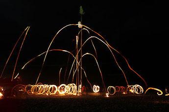 Kiwa Fire Festival