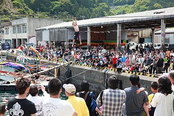 Oh! Fish Kumano-Nada Hobai Festival