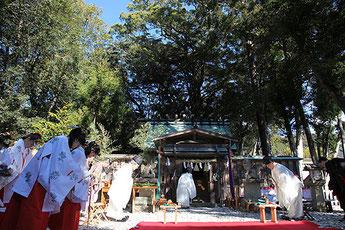 Ubuta Shrine (Ubuta Jinja)