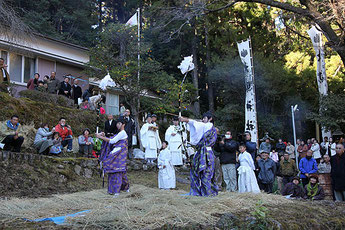 January 6th Ooma Shrine annual festival