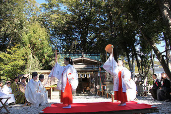 Ubuta Shrine Grand Festival