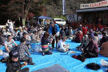 Omori Shrine Annual Festival (Unrefined Saké Festival)