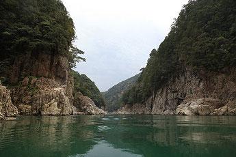 Dorokyo Gorge and Dorohatcho Gorge