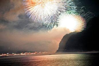 熊野の花火