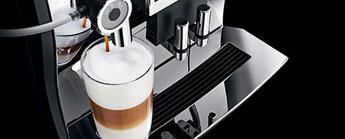 Kaffeemaschinen Vollautomaten von Jura Elektroapparate AG