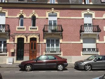 appartement en ville chauny