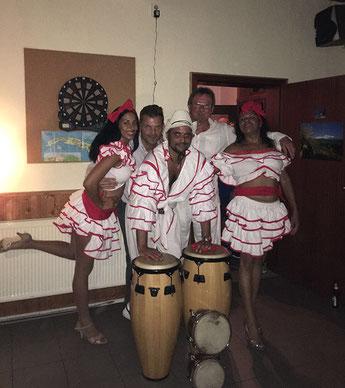 Salsa - Historie des Tanzes