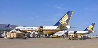 SIA plans to reintegrate its cargo daughter