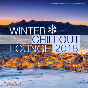Music CD Winter Chillout Lounge 2018, Maretimo Records, DJ Michael Maretimo