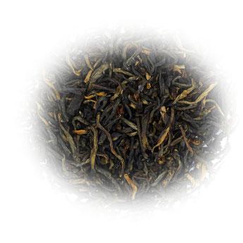 Thé noir de chine, thé noir nature
