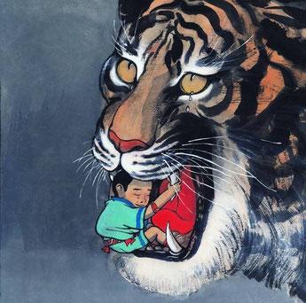 """Abb.: Chen Jianghong aus """"Der Tigerprinz"""""""
