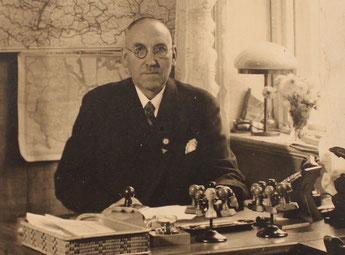 Friedrich Jährling am 18. November 1936