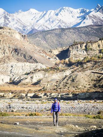 Faszinierende Landschaften hat Nepal zu bieten