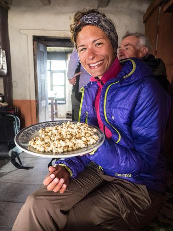 Frisches Popcorn - mhhhh lecker