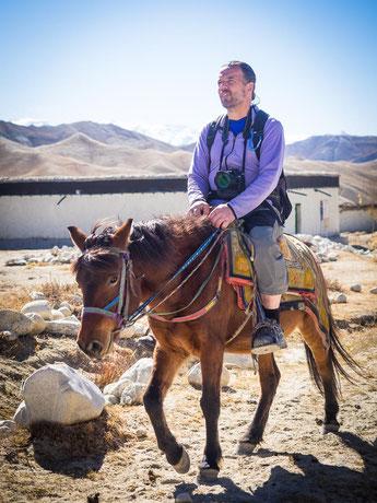 Guido und sein Pferdle