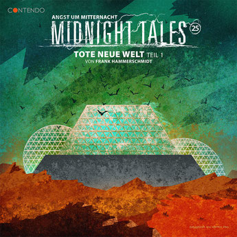 CD-Cover Midnight Tales - Folge 25