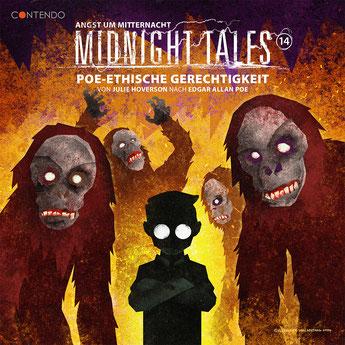 CD-Cover Midnight Tales - Folge 14 Poe-ethische Gerechtigkeit