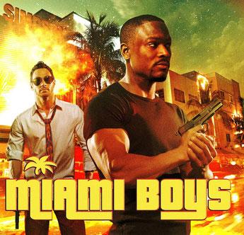 CD-Cover MIAMI BOYS